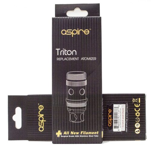 aspire atlantis replacement coils sub ohm 0.3ohm-0.4ohm