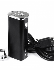 eleaf iStick 30w box mod silver+Black