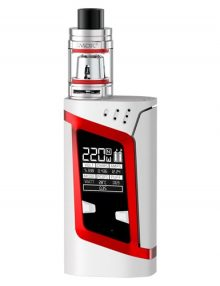 white & Red Smok Alien Kit EU